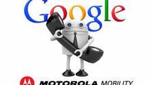 Übernahme Wirtschaft Symbolbild Google kauft Motorola Mobility