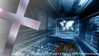 رهبر کاتولیکهای جهان استفاده از اینترنت را به منظور تحکیم تفاهم میان انسانها مهم میداند