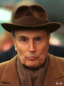 François Mitterrand (Foto: dpa)