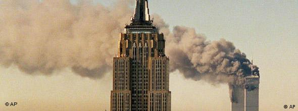 NO FLASH USA Jahrzehnt 2001 September 11
