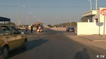 border crossing at Ras Jdir
