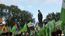 Ukraine Tag der Unabhängigkeit