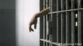 Gefangener Gefängnis