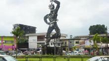 Zeitgenössische Kunst Kamerun doual'art Afrika Douala