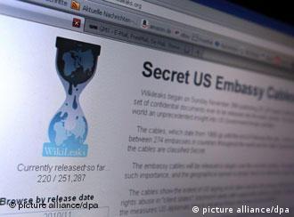Wikileaks decidiu divulgar todo seu banco de dados