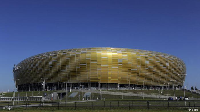 Європи з футболу в україні та польщі