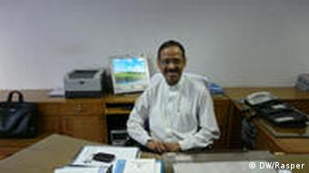 Anil Swarup, director-general of labour welfare at the Indian Ministry of Labour
