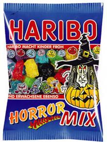 "Das Produkt ""HARIBO Horror-Mix"""