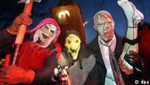 Halloween Festival auf Burg Frankenstein