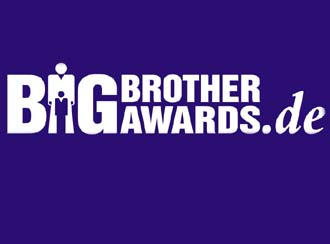 The BigBrotherAward logo