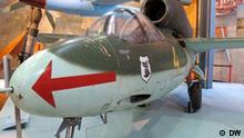Volksjäger Flugzeug Berlin Technikmuseum