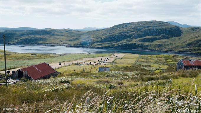 Isle of Lewis landscape