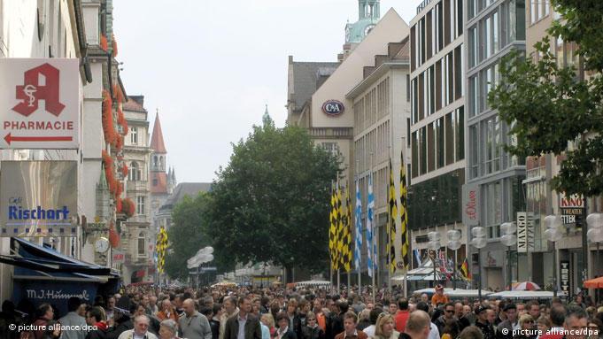München Kaufingerstraße Flash-Galerie