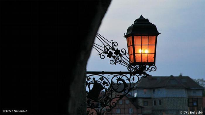 Кведлинбург (Quedlinburg). Фото: DW / Максим Нелюбин