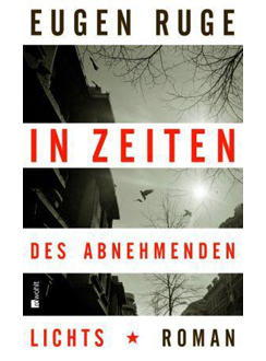 The German cover of Ruge's novel