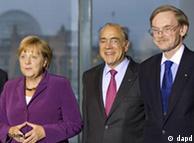 Angela Merkel me Robert Zoellick u takua këtë të enjte për krizën në eurozonë - tanimë vjen sulmi