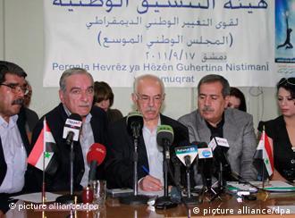 اپوزیسیون سوریه
