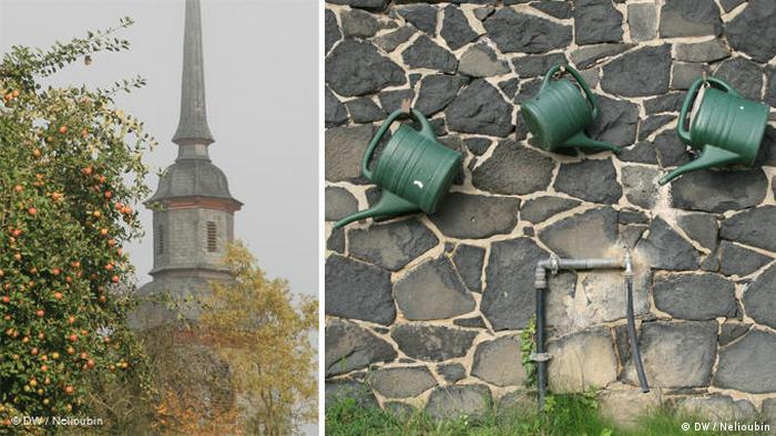 Рауишхольцхаузен. (Rauischholzhausen). Фото: DW / Максим Нелюбин