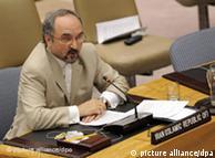 به گفته ایران، محمد خزاعی با نمایندگان آمریکا در سازمان ملل تماس مستقیم نداشته است