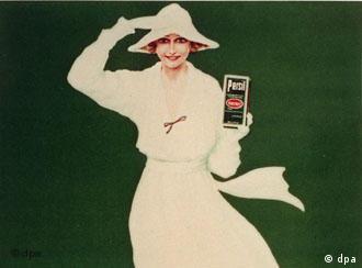 Figura mais conhecida da propaganda de Persil foi criada em 1922