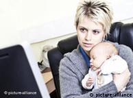Гнучкий графік для молодих мам - чималий плюс