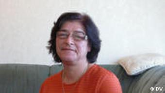 Porträt der Dormagener Mutter Marina Erwin (Foto: DW)