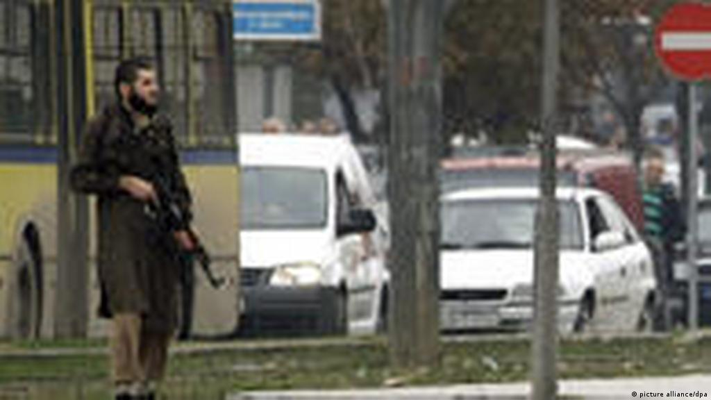 Sarajevo′s struggles to contain jihadism | News | DW | 21 03 2015