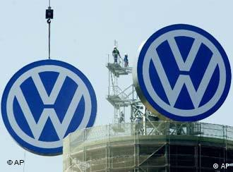 Signs of the times: VW announces expansion plans
