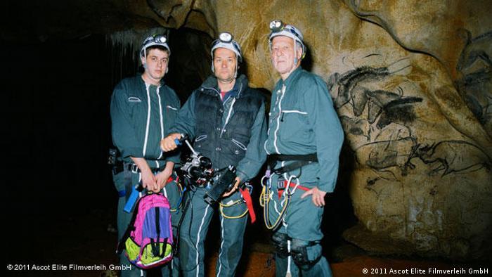 Werner Herzogs Film zeigt die Höhle von Chauvet (2011 Ascot Elite Filmverleih GmbH)