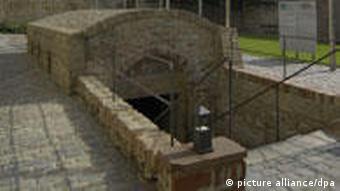 The Jewish bath at Speyer
