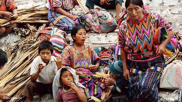 indigene Bevölkerung – Guatemala