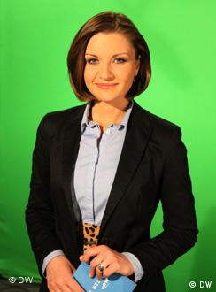 Lavinia Pitu hosts the Romanian version of Europe Today.