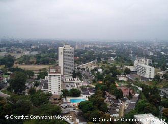 Mji wa Kinshasa,DRC