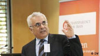 Berlin Konferenz Inside Iran (DW)