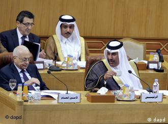 نشست اضطراری اتحادیه عرب در قاهره درباره سوریه
