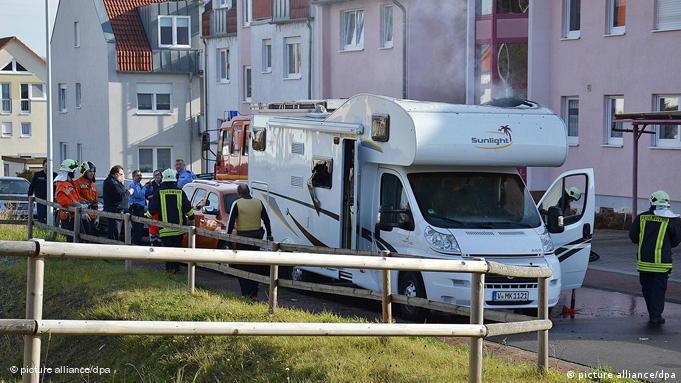Wohnmobil Heilbronn Neonazis Terrorismus Mord Rechtsextremismus Flash-Galerie