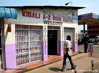 Les rues de Kigali sont connues pour leur propreté