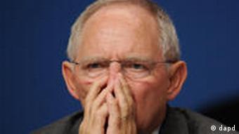 CDU Parteitag November 2011 Schäuble