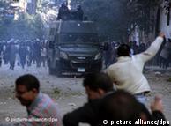 ادامه ناآرامیها در مصر