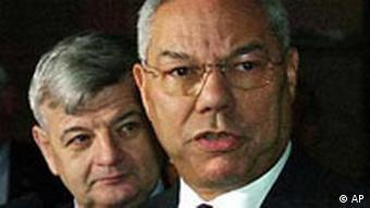 Powell und Fischer mit Thumbnail