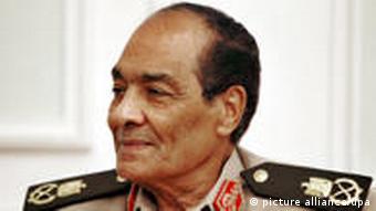 Ägypten Wahl Wahlen 2011 Feldmarschall Hussein Tantawi