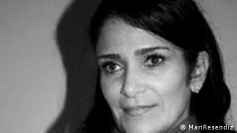 Lydia Cacho, periodista, escritora y activista mexicana de derechos humanos.