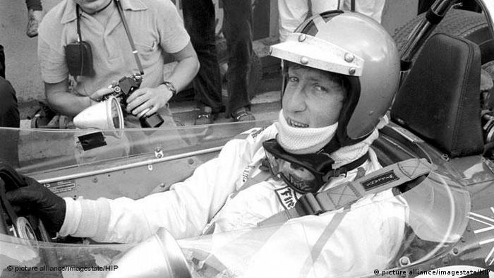 Flash-Galerie Formel 1 Legenden Jochen Rindt (picture alliance/imagestate/HIP)