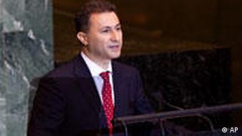 Nikoal Gruevski