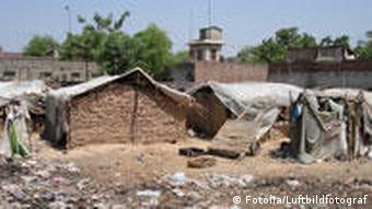 Symbolbild Slum Armut Hunger Ghetto