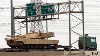 US-Manöver in Kuwait