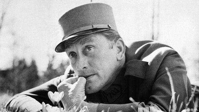 Flash-Galerie Kirk Douglas Paths of Glory (AP)