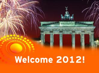 Brandenburger Tor (Foto: DW-Montage)