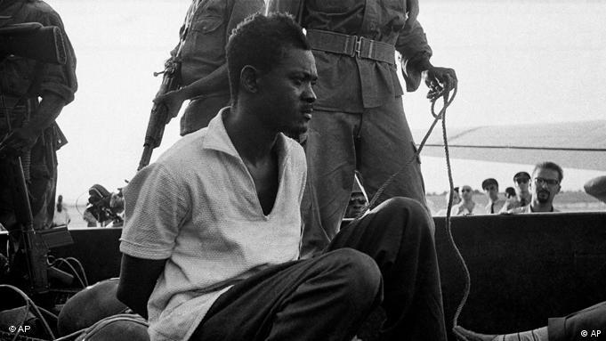 Fotograf Horst Faas - Patrice Lumumba