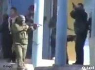 تیراندازی نیروهای امنیتی رژیم سوریه به سوی تظاهرکنندگان معترض غیرنظامی